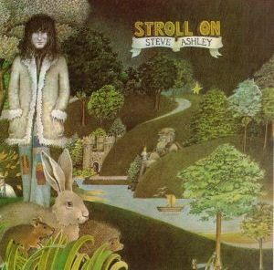 Stroll On LP 1974 [click for larger image]